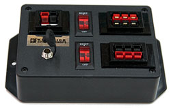 LINX Power Panel open