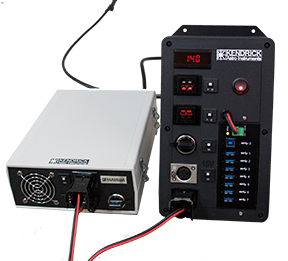 #208-PS25A power supply.